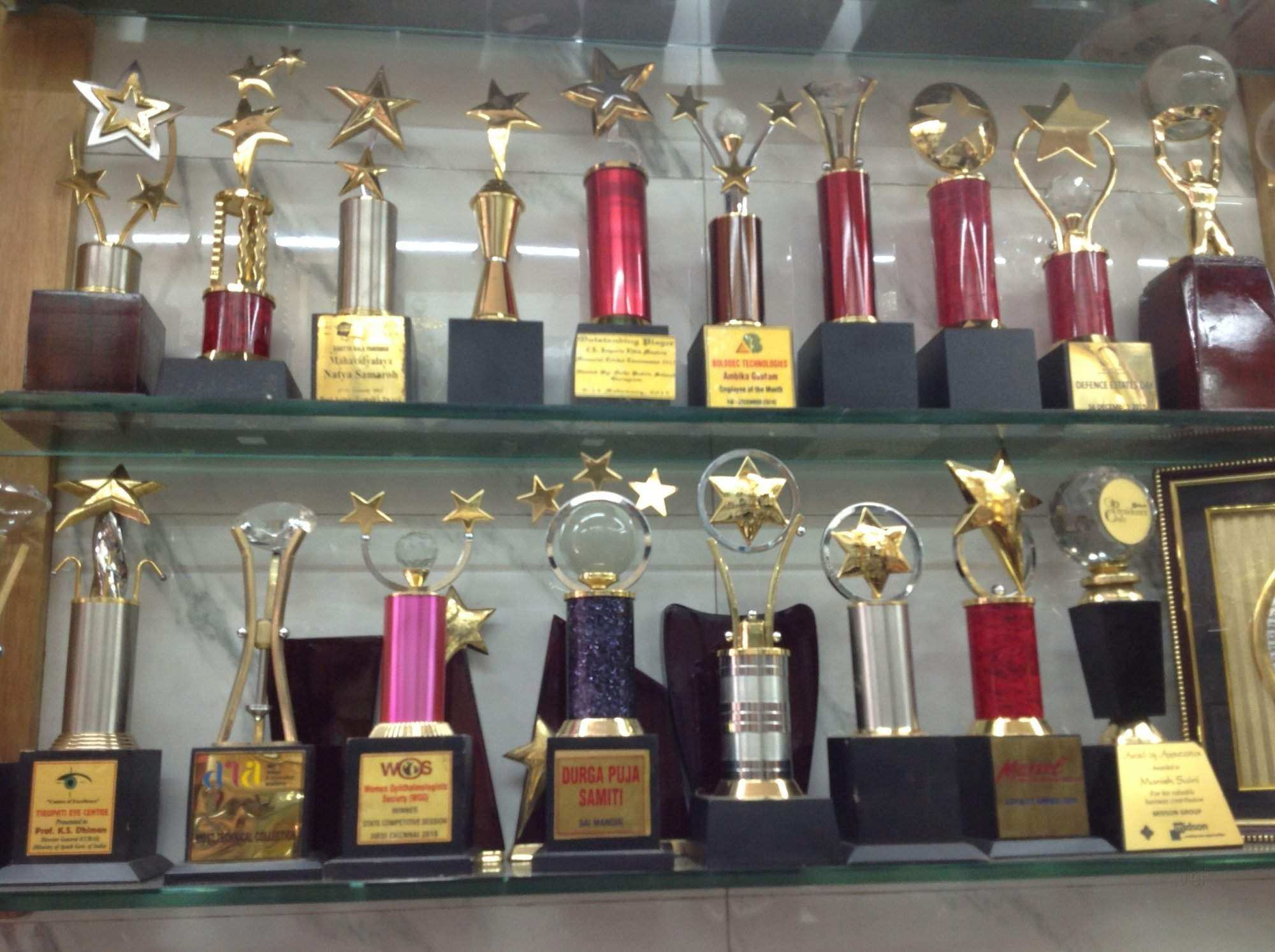 Delhi Trophy; The home of exceptional trophies