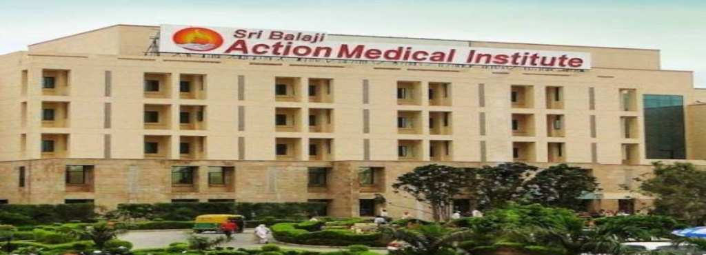 trust sri balaji action medical institute for THE BEST MEDICAL TREATMENT